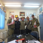 IDF Purim Project