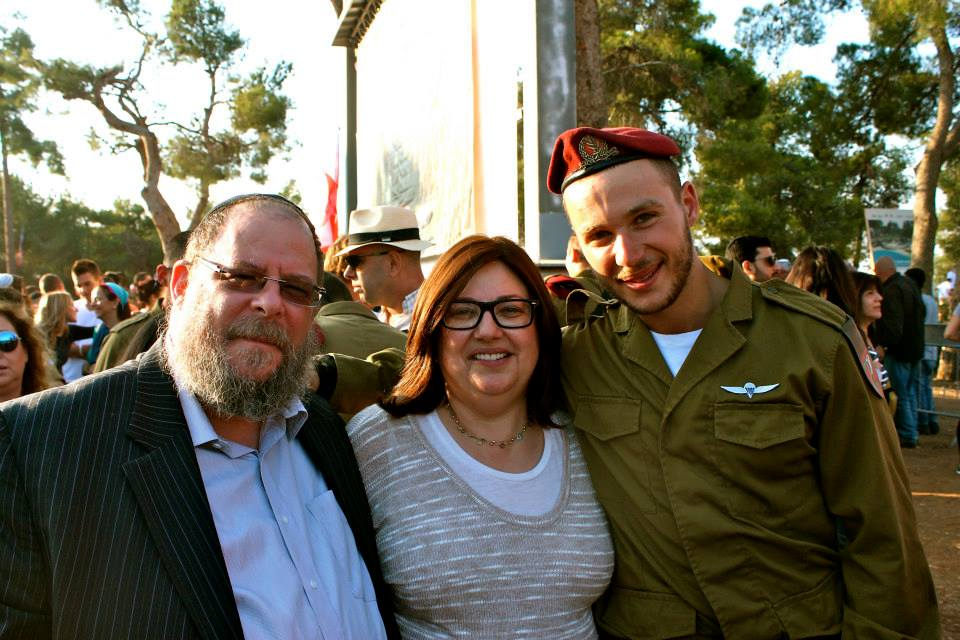 Parents of IDF Lone Soldiers
