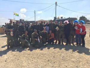 Purim IDF 3